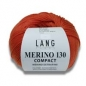 Mobile Preview: Merino 130 Compact Farbe 0072