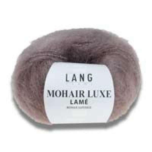 Mohair Luxe Lame  Farbe 0088